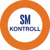 SM Kontroll logo
